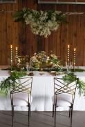 Свадебное оформление. Декоратор-флорист