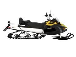 BRP Ski-Doo Tundra WT. исправен, есть птс, с пробегом