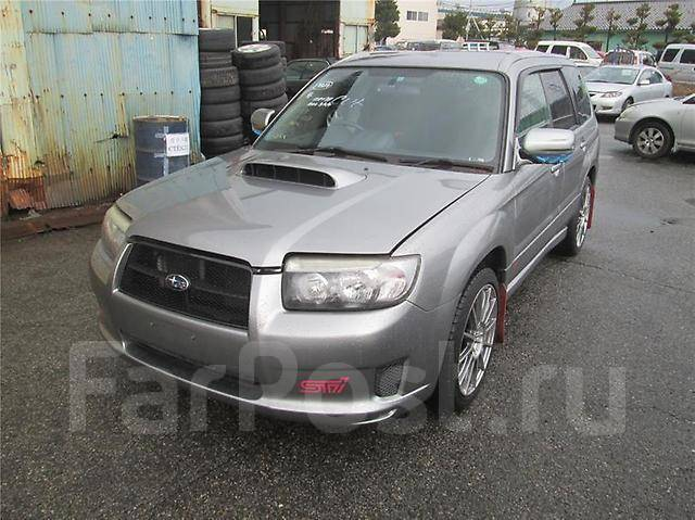 Зеркало. Subaru Forester, SG5, SG9