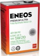 Eneos. Вязкость 5W-20, синтетическое
