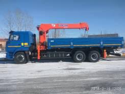 КамАЗ. Бортовой автомобиль на шасси Камаз 65117-7730110-19, 12 000 куб. см., 7 200 кг. Под заказ