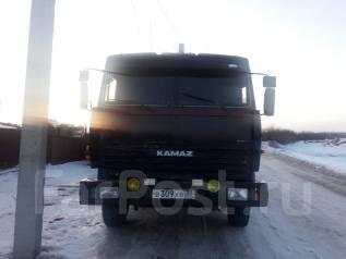 КамАЗ 54115. Продаётся Камаз с полуприцепом Нефаз, 10 800 куб. см., 22 850 кг.