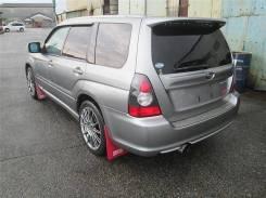 Спойлер на заднее стекло. Subaru Forester, SG5, SG9