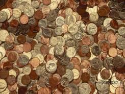 Бесплатно приму в дар монеты, бумажные деньги, значки.