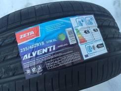 Zeta Alventi. Летние, без износа, 4 шт. Под заказ
