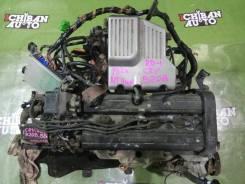 Двигатель HONDA CRV