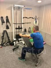 Фитнес-кинезио индивидуальные занятия с тренером, массаж