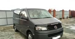 Volkswagen Transporter. 2010, 2 000 куб. см., 7 мест