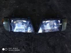 Фара левая правая в сборе Mitsubishi Challenger K96 6G72 Montero Sport