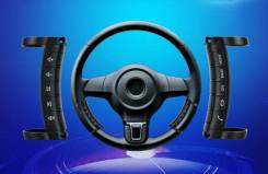 Переключатель на рулевом колесе.