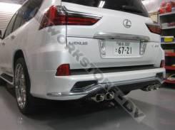 Обвес кузова аэродинамический. Lexus LX570, URJ201, URJ201W Lexus LX450d, URJ200 Двигатели: 3URFE, 1VDFTV