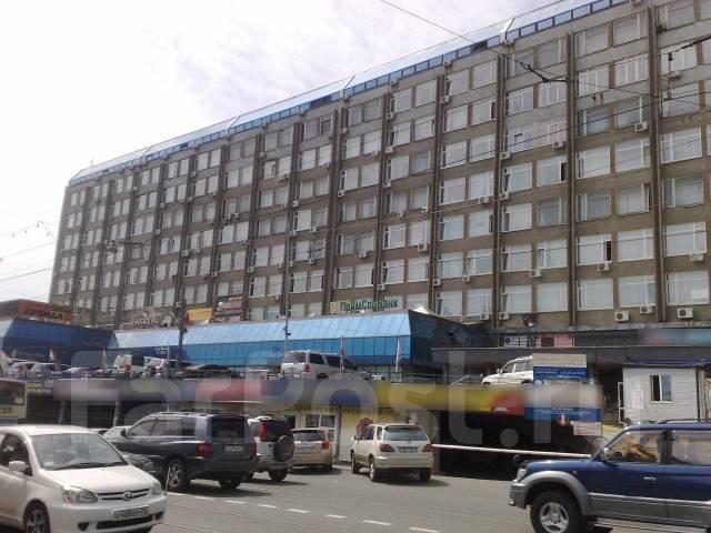 Офис от собственника. 19 кв.м., улица Алеутская 11, р-н Центр. Дом снаружи