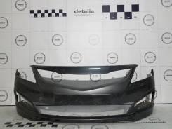 Бампер. Hyundai Solaris, RB Двигатели: G4FA, G4FC