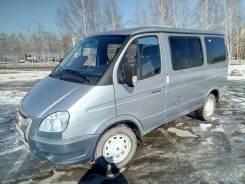 ГАЗ 2217 Баргузин. Продам ГАЗ 2217 (Соболь), 2 890 куб. см., 5 мест