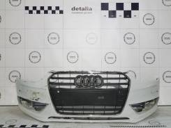 Бампер. Audi A4, 8K2, 8K2/B8, 8K5, 8K5/B8 Audi S4, 8K2, 8K2/B8, 8K5, 8K5/B8 Двигатели: 1Z, CAEA, CAEB, CAED, CDHA, CDNB, CDNC, CDUC, CEUA, CFKA, CGLC...