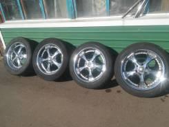 Комплект колес Kaizer R20. 9.0x20 6x139.70 ET18 ЦО 77,6мм.