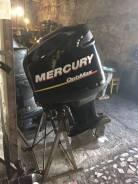 Mercury. 300,00л.с., 2-тактный, бензиновый, нога S (381 мм), 2008 год год