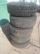 Bridgestone Dueler A/T. Грязь AT, 2008 год, износ: 40%, 5 шт