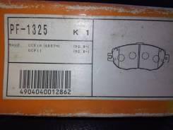 Колодки тормозные. Toyota Celsior, UCF10, UCF11, UCF20, UCF21 Двигатель 1UZFE