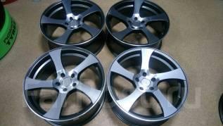 """Sakura Wheels. 8.5x19"""", 5x114.30, ET40, ЦО 73,1мм."""