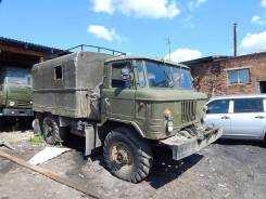 ГАЗ 66. Газ 66, 1980, 4 200 куб. см., 3 000 кг.