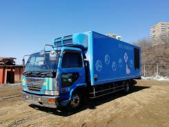 Nissan Diesel. Рефрижератор Nissan UD под ВАШ ПТС., 6 900 куб. см., 5 000 кг.