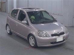 Toyota Vitz. SCP10, 1SZFE