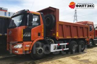 FAW J6. Новый Самосвал , 7 146 куб. см., 12 720 кг.