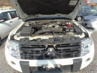 Решетка радиатора. Mitsubishi Pajero, V93W, V87W, V97W, V80, V88W, V83W, V98W Двигатели: 6G75, 4M41, 6G72