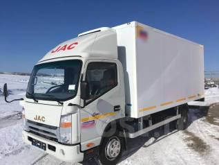 JAC N75. Рефрижератор 4.5 т JAC 75 (Isuzu) в г. Иркутск от официального дилера., 3 760 куб. см., 4 500 кг.