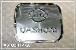 Крышка топливного бака. Nissan Qashqai, J10 Двигатели: HR16DE, MR20DE