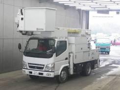 Mitsubishi Canter. Автовышка 15м, 5 200 куб. см., 15 м. Под заказ