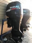 Suzuki. 115,00л.с., 4-тактный, бензиновый, нога X (635 мм), Год: 2005 год