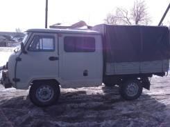 УАЗ 39094 Фермер. Продается уаз фермер, 2 700 куб. см., 1 000 кг.