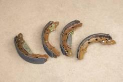 Колодки тормозные задние (барабанные) FABIA 00-15 / CHERY AMULET (6R0698525A / ST-6R0698525A / SAT)