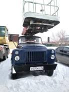 ГАЗ 53-12. Ап 17, 4 300 куб. см., 17 м.