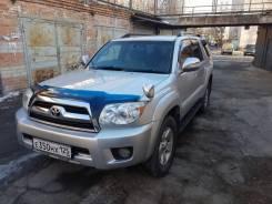 Toyota Hilux Surf. автомат, 4wd, 2.7 (166 л.с.), бензин, 187 000 тыс. км