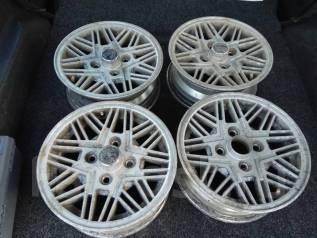 Toyota. 5.5x14, 4x114.30, ET27, ЦО 65,0мм.