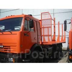 КамАЗ 43118 Сайгак. Сортиментовоз 43118, 11 000 куб. см., 12 000 кг.