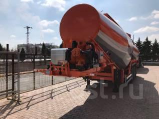 Ali Riza Usta. Цементовоз 34м3, 39 000 кг.