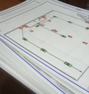 Разработка и изготовление фотолюминесцентных планов эвакуации