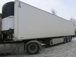 Chereau. Рефрижератор мультитемпературный 2006г. Carrier Vector, 35 200кг.