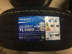 Toledo TL1000. Летние, без износа, 4 шт. Под заказ
