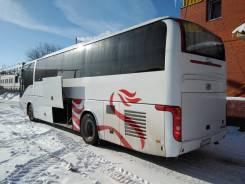 Higer KLQ6129Q. Автобус Higer 6129 KLQ, 8 900 куб. см., 49 мест