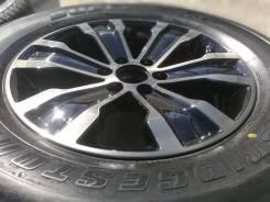 """Nissan. 8.0x20"""", 6x139.70, ET30"""