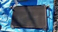 Радиатор кондиционера. Chevrolet TrailBlazer, GMT360 Двигатель GMT360