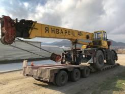 Январец. Продам автокран 40 тонн 30 метров, 10 000 куб. см., 40 000 кг., 30 м.
