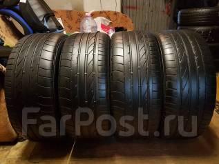 Bridgestone Potenza RE050A. Летние, 2012 год, износ: 40%, 4 шт