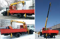 Kia Rhino. Мощный корейский манипулятор(эвакуатор) 5.5т., 6 500 куб. см., 5 700 кг.