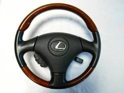 Руль. Lexus: IS300, IS200, GS430, GS300, GS400, RX300 Toyota: Windom, Allion, Allex, Aurion, Aristo, Verossa, Ipsum, Avensis, Estima Hybrid, Corolla...